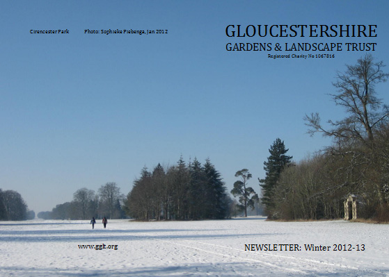Newsletter No 55, Winter 2012-13