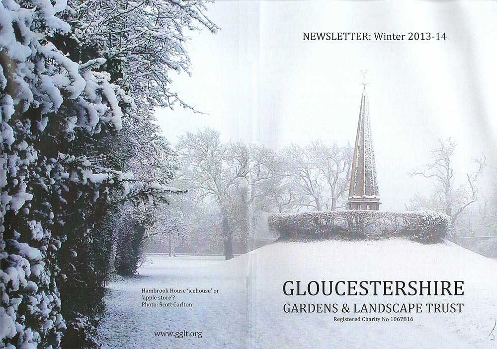 Newsletter No 58, Winter 2013-14